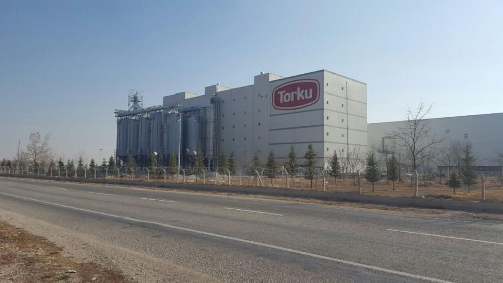 Konya Şeker Un Fabrikası İnşaatı    3MC Yapı