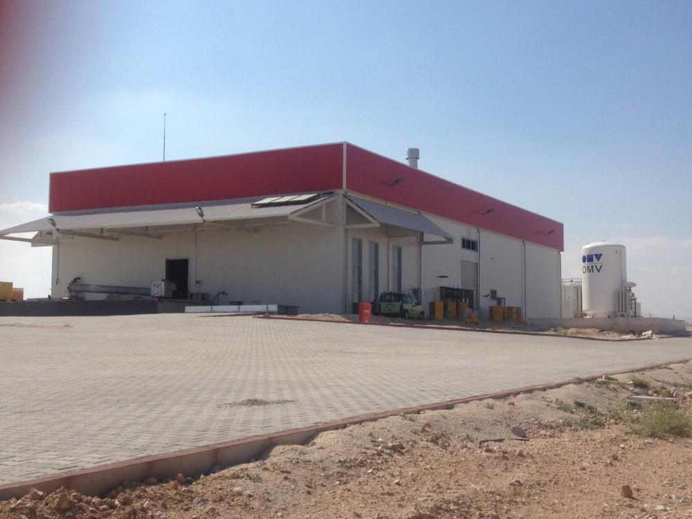 Rendering Tesisi Yapımı     3MC Yapı