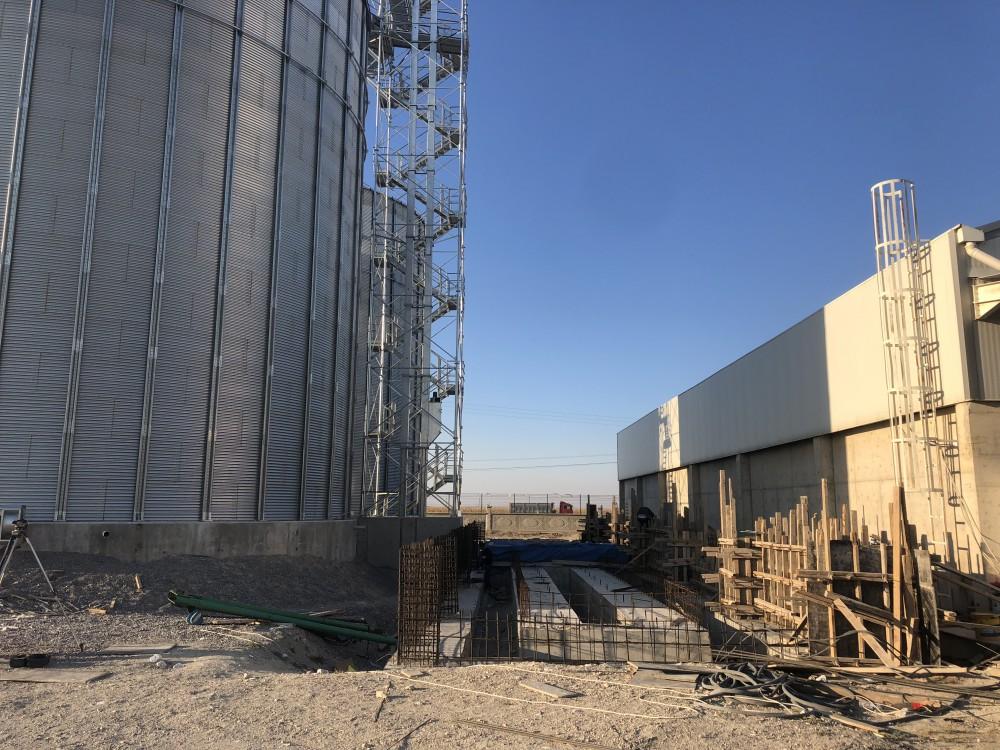 Teknik Tarım Ürün. Ltd. Şti. Silo Yapımı    3MC Yapı